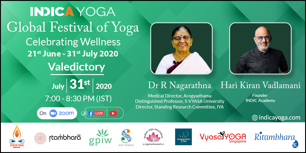 Day 41 Session 02: Global Festival of Yoga Valedictory Session
