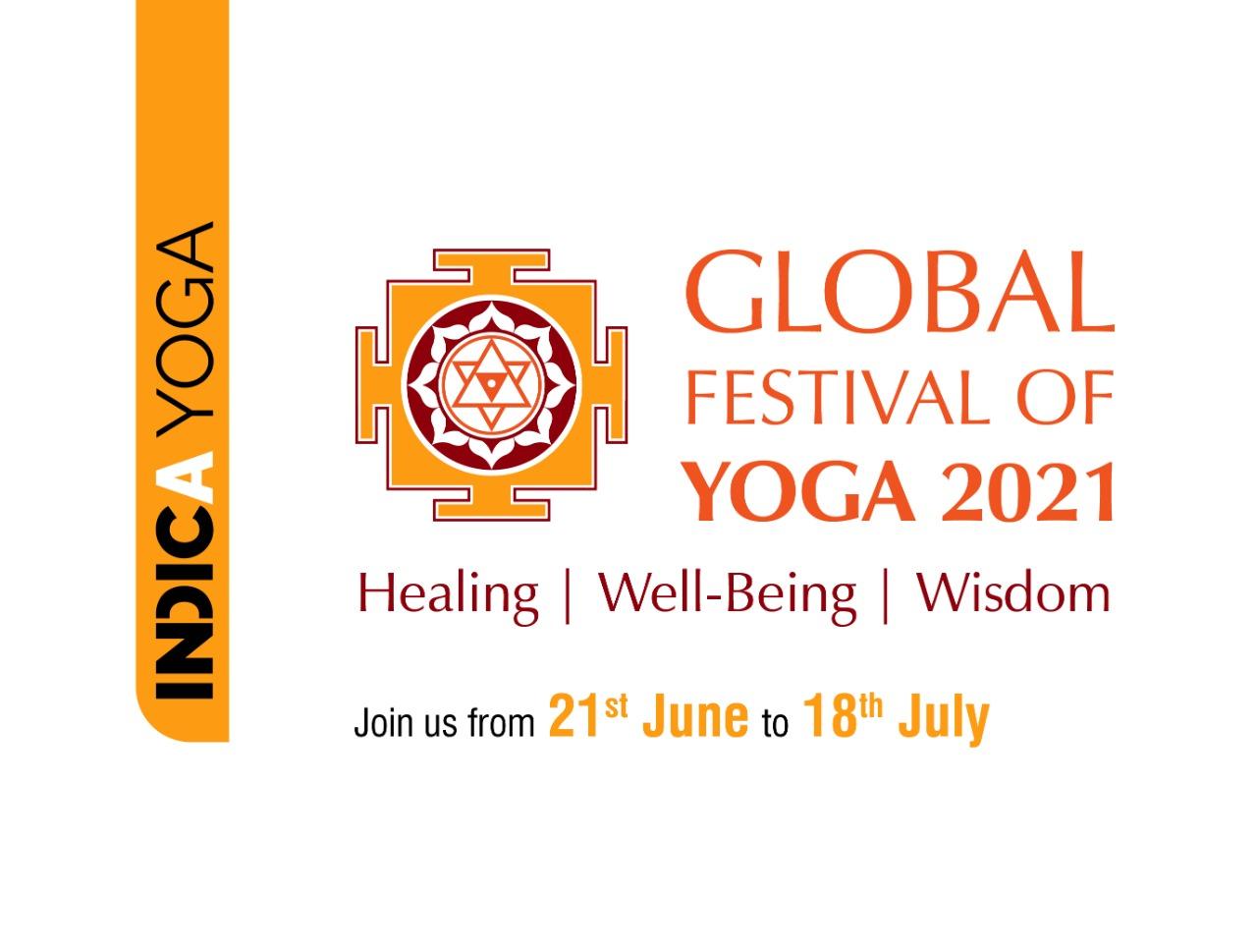 Global Festival of Yoga-2021